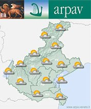 meteo-veneto Arpav